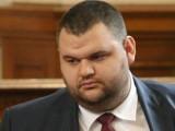 Picture: Делян Пеевски е на разпит при следовател