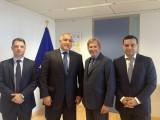 Picture: Борисов обсъди с Йоханес Хан мерки за оздравяване на България след