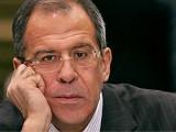 Picture: Два протеста посрещат руския външен министър Сергей Лавров