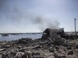 Picture: Огънят по ивицата Газа е възобновен