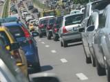 Picture: Превозвачи блокират изходите на София на 1 август