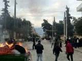 Picture: Сблъсъци между полиция и роми в Стара Загора