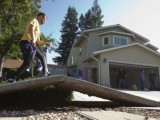 В Напа, Калифорния е обявено извънредно положение