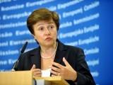 Picture: Кристалина Георгиева на тежък изпит на 2 октомври