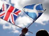 Picture: Подкрепата за независимост на Шотландия се увеличава рязко