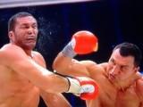Picture: Кличко с жестоки и размазващи удари към Кубрат Пулев!