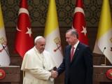 Picture: Папа Франциск и Ердоган – диалог между глухи