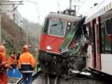 Picture: Два влака се сблъскаха в Брюксел