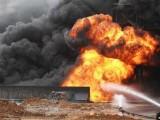 Picture: Взрив в Украйна, подозрения за саботаж