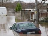 Цяла южна България е под вода