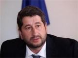 правосъдният министър Христо Иванов
