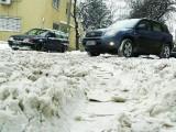 Picture: Опасните улици в София са обработени срещу заледявания