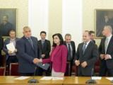 """Picture: Кабинетът """"БОРИСОВ - 2"""" прие програма за пълен мандат"""