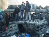 Picture: Киев и сепаратистите броят жертвите за последната кървава седмица