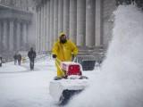 Picture: 200 милиона долара са икономическите загуби на Ню Йорк от снежните бури