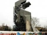 Паметникът пред НДК се рушил още при откриването му през 1981 година