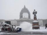 Picture: Поредна снежна буря вилнее в САЩ