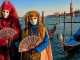 Picture: Започна карнавалът във Венеция