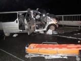 Picture: Тежка катастрофа затвори Главен път Е-79