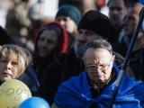Picture: Киев отбелязва годишнина от най – кървавия ден от протестите на Майдана
