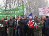 Нов протест за разширяване на ски – зоната в Банско