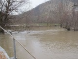 Picture: Река Тунджа наводни Елхово