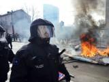 Бунтове и палежи пред централата на ЕЦБ във Франкфурт