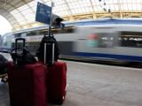 Французин крие рускиня в куфара си