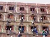 Масово преписване на матурите в Индия