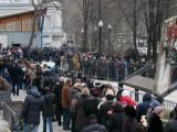 Picture: В Москва се прощават с Борис Немцов