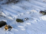 И Сърбия в капана на лошото време