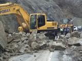 Picture: 4 000 тона скали са паднали на пътя за Смолян