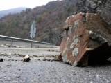 Безпрецедентна операция по разчистване на свлачището край село Югово