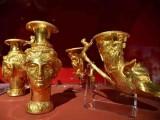 Тракийските съкровища тръгнаха за Париж