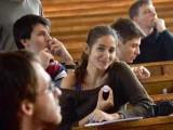 Picture: Прочутата 272 – ра аудитория на Софийския университет – напълно обновена