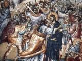 На Велика сряда Юда предава Христос
