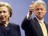Семейство Клинтън декларират официално печалба от 25 млн. долара