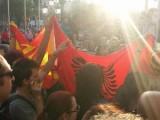 Picture: Бунт в Скопие – хиляди искат оставката на премиера