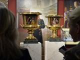 Picture: Предмети на династия Романови на търг в Ню Йорк