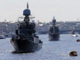 Съвместни военни учения Русия - Китай