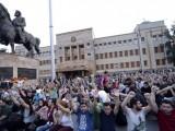 """""""Вечер"""": Сърби искат да унищожат Македония"""