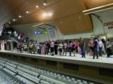 Ремонтът на Цариградско шосе изпрати софиянци към метрото
