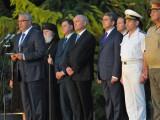 Президентът сведе глава пред паметника на Ботев във Враца