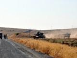 ТУРЦИЯ ВДИГНА СТЕНА ПО ГРАНИЦАТА СЪС СИРИЯ