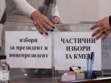 Picture: 27,75% В ПЕРНИК ЗА РУМЕН РАДЕВ, ЦАЧЕВА ПОЛУЧАВА 22,73%