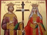 ПОЧИТАМЕ РАВНОАПОСТОЛИТЕ КОНСТАНТИН И ЕЛЕНА